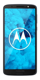 Celular Libre Moto G6 Plus Indigo Single Sim Envío Gratis