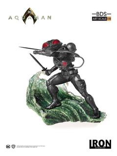 Iron Studios - Black Manta - Bds Art Scale 1/10