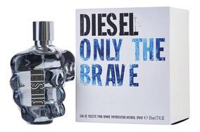 Perfume Diesel Only The Brave Edt 50 Ml Original Lacrado