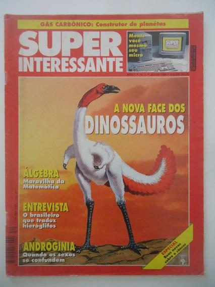 Super Interessante #70 A Nova Face Dos Dinossauros