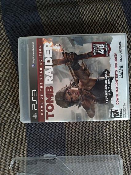 Tomb Raider Edição Definitiva Ps3