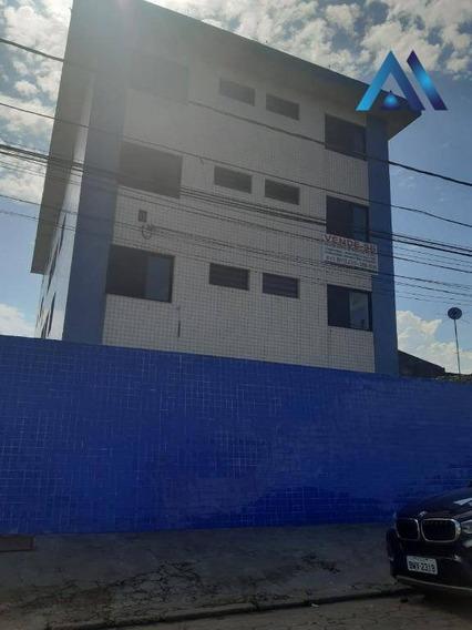 Apartamento Com 2 Dormitórios À Venda, 73 M² Por R$ 186.000 - Catiapoa - São Vicente/sp - Ap0545
