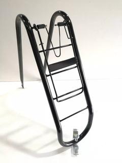 Porta Equipaje, Paquete De Fierro Bicicleta Con Trampa J109