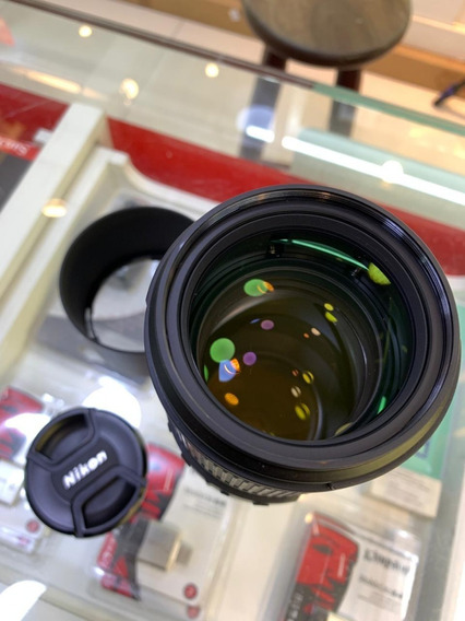Lente Nikon 70-200mm F/4g N Ed *usada* - Garantia E Nf-e