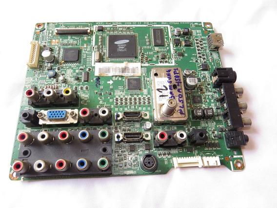 Placa Principal Tv Samsung Pl50a450p1 Cód: Bn94-01747d