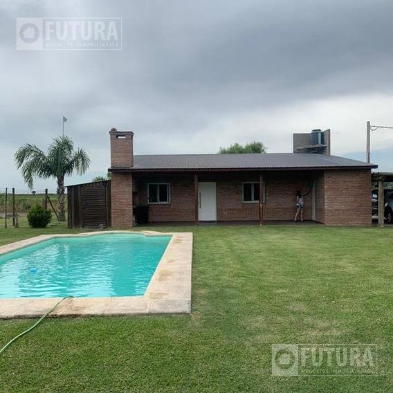 Quincho Con Pileta Y Forestación - Funes Town