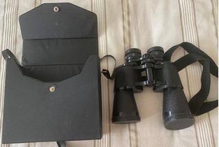 Binoculares Super Zenith 20 X 50 Japoneses Usados!!!!!