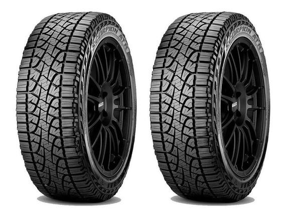 Kit 2 Pneus Pirelli 225/60r17 Scorpion Atr 99h