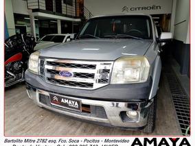 Amaya Garage Ford Ranger Xlt Full Doble Cabina Año 2010