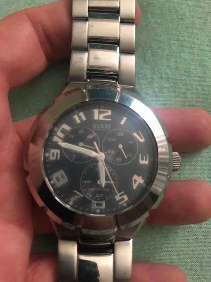 Relógio Guess Waterpro 100 Metros 330 Ft Original