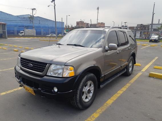 Ford Explorer Limited V8 4600