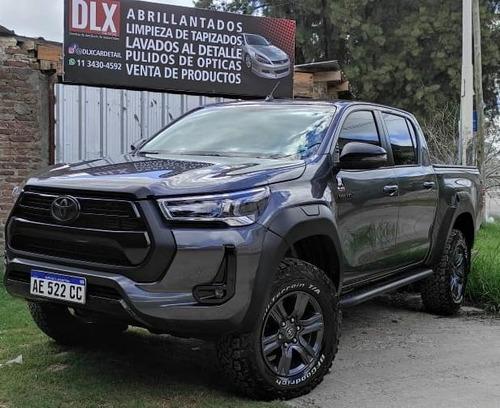 Toyota Hilux Srv 4x4 Automatica Linea 2021  Posible Permuta