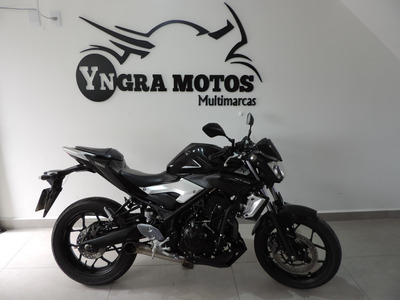 Yamaha Mt03 2017 C/ Abs