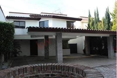 Casa En Renta En Morillotla, San Andrés Cholula, Cerca De La Uvm