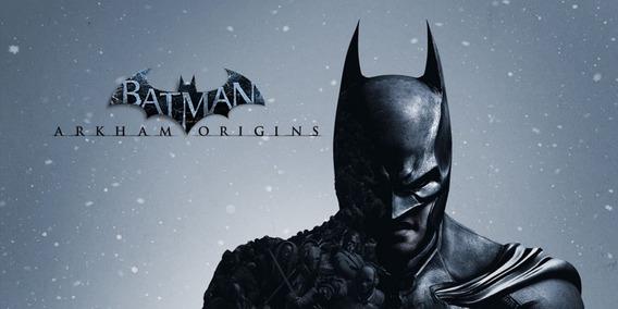 Batman Arkham Origins Pt-br - Ps3 Desbloqueado
