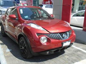 Nissan Juke 5p Exclusive L4/1.6/t Aut