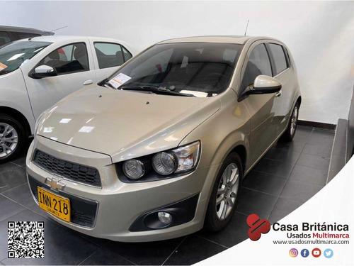 Chevrolet Sonic Lt Automatica 4x2 Gasolina