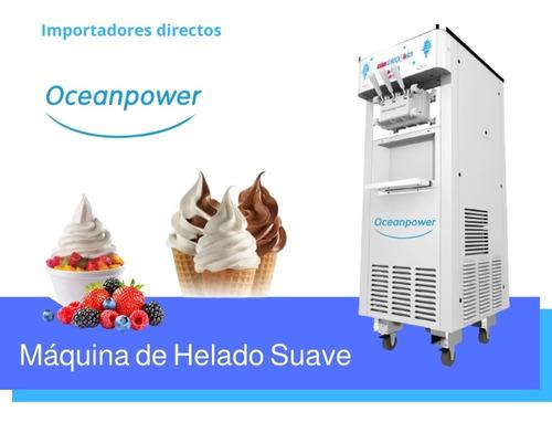 Máquina De Helado Oceanpower