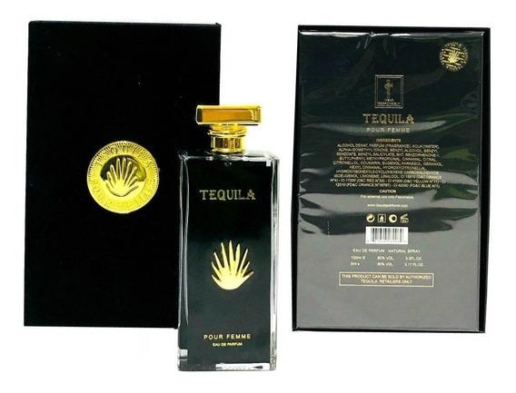 Tequila Pour Femme Eau De Parfum 100 Ml Spray