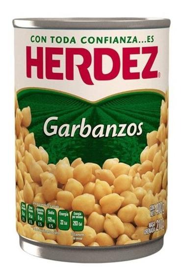 Garbanzos Herdez 400 Gr