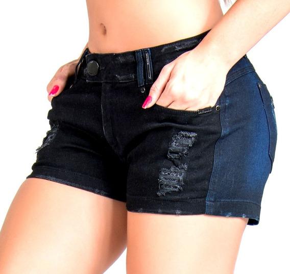 Short Pitbull Jeans Pit Bull Original Modela Bumbum 28555