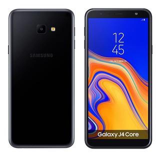 Smartphone Samsung Galaxy J4 Core,dual Chip,preto,tela 6,8mp