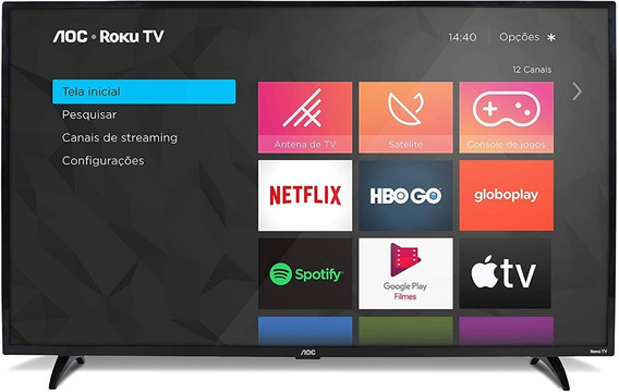 Smart Tv Aoc Roku 32