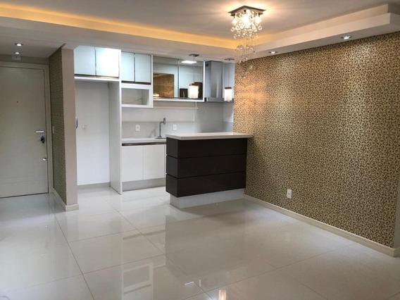 Apartamento Com 3 Dormitórios À Venda, 85 M² Por R$ 299.000,00 - Vila Becker - Santo Amaro Da Imperatriz/sc - Ap5944
