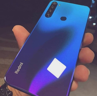 Celular Xiaomi 64 Gigas Azul