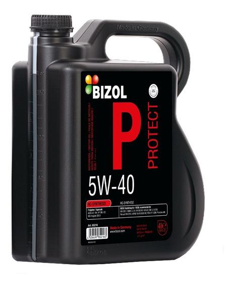 Aceite Sintético 5w-40 Hc - Bizol (4 Litros)