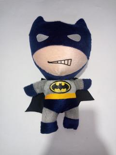 Muñeco De Peluche Batman Azul