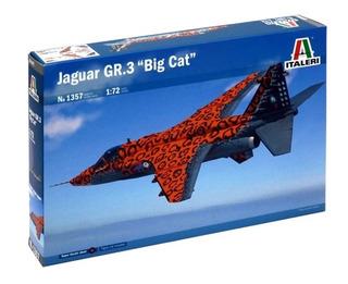 Jaguar Gr.3 Big Cat 1/72 Italeri No 1357