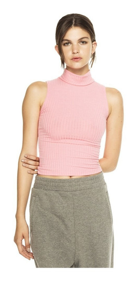 Top Clayton Liso Morley Musculosa Mujer Complot