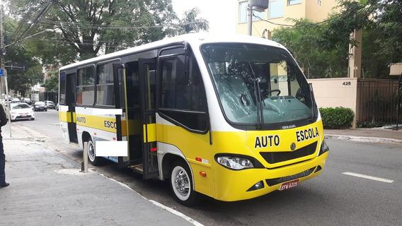 Micro Ônibus Ibrava - Padrao Cfc 2010/2010 - So 59900