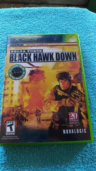 Delta Force: Black Hawk Down - Xbox