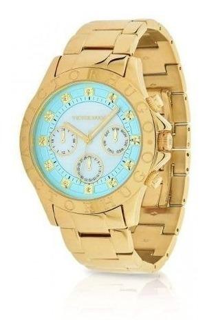 Relógio Victor Hugo Vh10155lsg/38m
