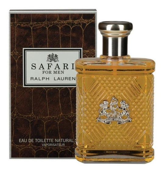 Safari For Men 125 Ml Eau De Toilette Spray De Ralph Lauren