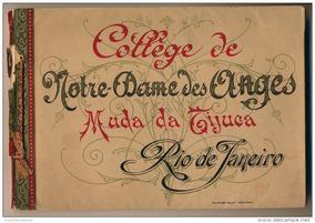 Álbum Colégio Notre-dame - Tijuca - Rio De Janeiro 04031821