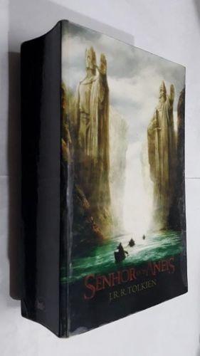 Livro O Senhor Do Anéis, Volume Único J. R.r.tolkien