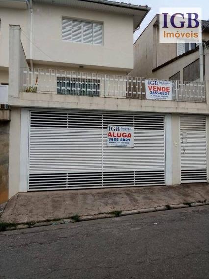 Sobrado Com 3 Dormitórios À Venda, 144 M² Por R$ 560.000 Rua João De Laet, 290 - Mandaqui - São Paulo/sp - So0282