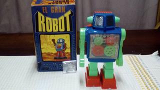 El Gran Robot Puky - Industria Argentina - 1era Serie 1969