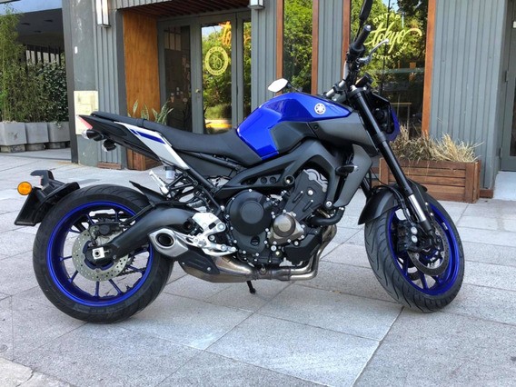 Yamaha Mt 09 Naked