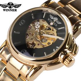 Relógio Feminino Automático Winner Original