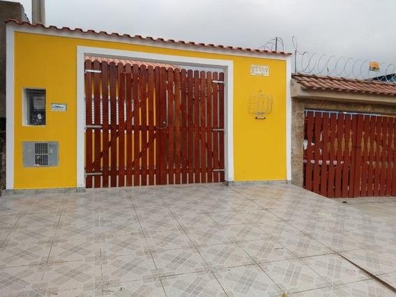 Casa À Venda Em Mongaguá, Agenor De Campos Ref 7528 E