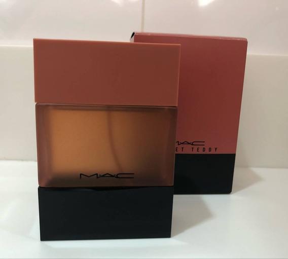 Mac Velvet Teddy 50ml Perfume Compartilhável Original