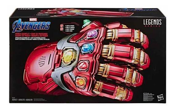 Guante Del Infinito De Iron Man, Hasbro Avengers Endgame