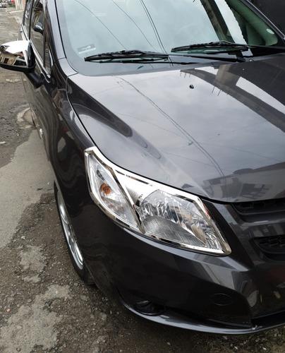 Accesorios Cromados Farolas Chevrolet Sail