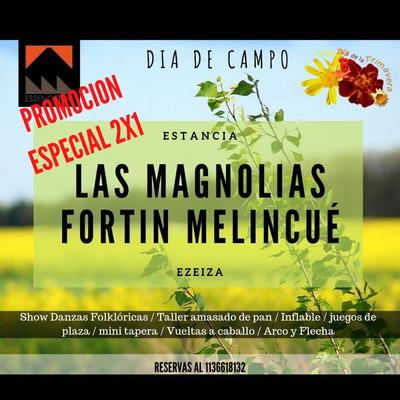 Oferta 2x1 Día De Campo+parque Cervecero A 25 Min De Caba