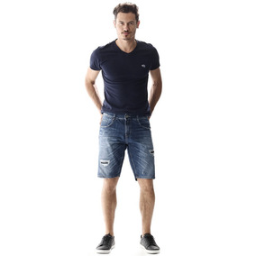 Bermuda Jeans Sawary Masculina - 256851