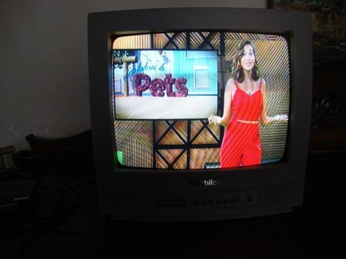 Aparelho Tv Marca Philco Modelo Tp 1454 .
